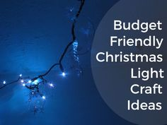 Budget Friendly Chri