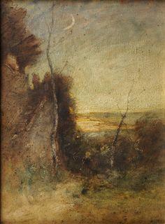 Le Jardin de Ravier à Morestel, aquarelle sur papier, 27,5 x 21 cm, collection particulière.