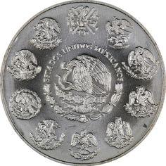 2005 Mexico Silver Libertad 1oz