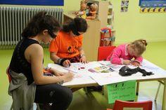 FEM FESTA 2016 - Taller de sensibilització - Activitats de la jornada Fem Festa 2015/16 Escola Pia Balmes