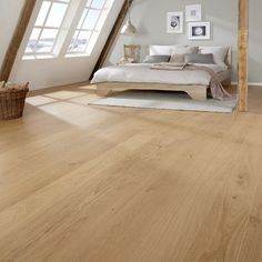 Oak parquet floor: natural and oiled for harmony in the room Oak Parquet Flooring, Refinishing Hardwood Floors, Wood Tile Floors, Wooden Flooring, Gypsy Home Decor, Small Apartment Interior, Room Decor Bedroom, Home Furniture, Home And Living