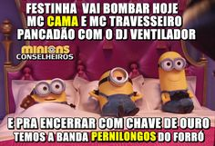 Essa festa vai bombar Funny Quotes, Funny Memes, Happy Wishes, Smiley, Favorite Quotes, Family Guy, Romance, Entertaining, Fictional Characters