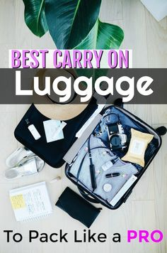 dfc82ed3b 72 Best Best Carry on Luggage images in 2018 | Best carry on luggage ...