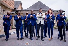 The Nigerian Female Best Man / Grooms Lady Best Man Outfit Wedding, Grooms Party, When Your Best Friend, Wedding Planning Guide, Nontraditional Wedding, Man Photo, Suit Fashion, Black Love, Wedding Suits