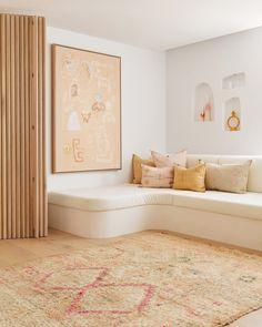 Living Room Interior, Living Room Decor, Living Spaces, Style At Home, Deco Boheme, Interior Exterior, Interior Design Inspiration, Apartment Living, Home And Living