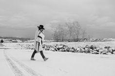 Tomboy Style: SCENE | Montana Winter by Anaïs & Dax
