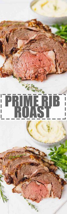 Prime Rib Roast Reci