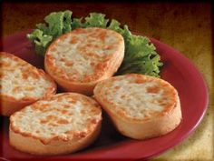 Garlic Cheese Bread from Pizza Ranch.