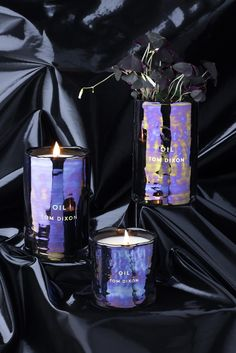 Tom Dixon Oil Candles