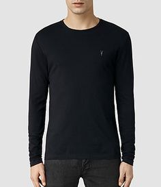 ALLSAINTS: Mens T-Shirts | Crew Neck, V-Neck, Printed & Graphic Tees
