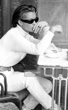 The German actress Romy Schneider in Madrid Spain. Get premium, high resolution news photos at Getty Images Romy Schneider, Madrid, Lifestyle Photography, Fashion Photography, Mädchen In Uniform, Ferrari, French Movies, 20th Century Fashion, Yoga Flow