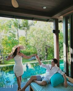 Cute Couples Goals, Couple Goals, Pre Wedding Videos, Chines Drama, Cute Love Couple, Thai Drama, Instagram Images, Instagram Posts, Celebrity Couples