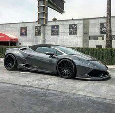Lamborghini Huracan Spider Widebody