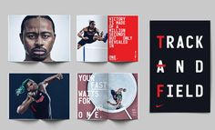 Nike – Track and Field