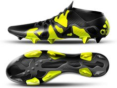 Adidas X 15.1 Design Sketches - Footy Headlines