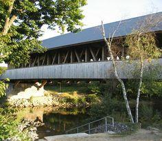 Smith Millenium Covered Bridge by Sandytravelbug ...In Plymouth NH