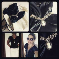 Alberta Bijoux Fimo: Moda fimo outfit - La nuova rubrica #outfimo