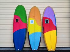 Canvas surfboards.