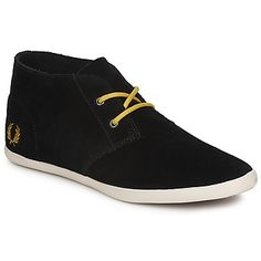 Fred Perry - ROOTS UNLINED SUEDE