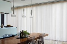Another new vertical blind fabric to Blindspares Online's collection – perfect for Autumn/Winter! This fabric is called 'Zuma' with a rich tone-on-tone textured feel which brings a touch of warm tweed to your home. Available in four hues: Ice, Carmello, Coralista and Nori.
