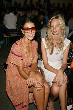 Margherita and Lauren