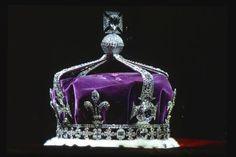 Königliche Juwelen: Die Krone der Königin Elizabeth