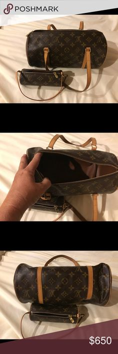 Authentic Louis Vuitton Papillion Mother Daughter. Excellent condition, only used a few times. Louis Vuitton Bags Shoulder Bags