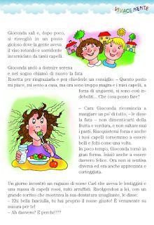VIVACEMENTE il giornalino del cuore e della mente: La storia di Gioconda Fictional Characters, Fantasy Characters