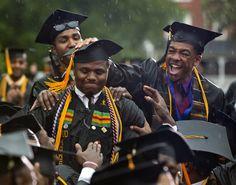 Phi Beta Kappa inductee and 2013 Morehouse graduate Leland Shelton entered Harvard Law School