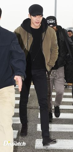Who wore it best? Lee Min Ho, Kim Woo Bin, and Ji Chang Wook show off their airport style