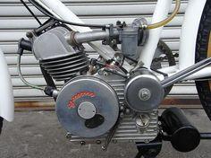 Ducati Cucciolo Engine1946–1958
