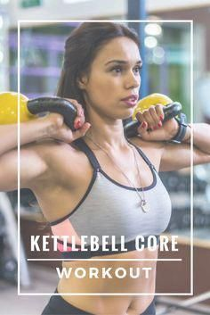 kettlebell cardio,kettlebell training,kettlebell circuit,kettlebell for women Kettlebell Core Workout, Kettlebell Routines, Kettlebell Benefits, Kettlebell Challenge, Kettlebell Training, Workout Challenge, Workout Tips, Kettlebell Deadlift, Exercise Workouts