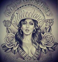 cartel chicano tattoo