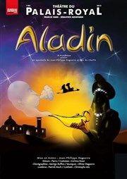 Aladin Théâtre du Palais Royal Affiche