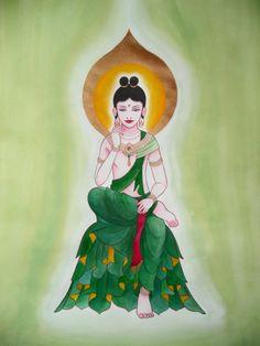 Maitreya Bodhisattva  弥勒菩薩