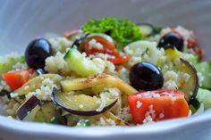 Ein kaltes, leichtes Sommergericht oder eine herbstliche Vorspeise. Probieren Sie das Rezept aus, es lässt sich einfach zubereiten.