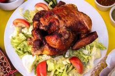 Egyszerűen elkészíthető egész csirkésrecept Chicken Marinade Recipes, Oven Roasted Chicken, Roast Chicken Recipes, Chicken Marinades, Rotisserie Chicken, Chicken Salad, Grilled Chicken, Baked Chicken, Four Halogène