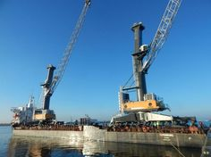 Papenburg carries crane couple