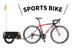 【販売終了】DCR434-DP マルチユースサイクルトレーラー - DOPPELGANGER(ドッペルギャンガー) Life Kitchen, Sport Bikes, Bicycle, Sportbikes, Crotch Rockets, Bicycle Kick, Sport Motorcycles, Bike, Bicycles