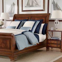 The Captain's Quarters Bedroom