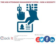 As the economies are growing, startups are becoming the new small and medium sized enterprises.. https://clockit.io/2016/04/29/time-attendance-management-system-now-necesscity/
