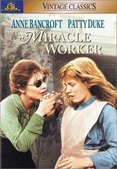 Amazing movie! Powerful and it made me cry. Anne Bancroft and Patty Duke are incredible in this movie. I've always been inspired by Helen Keller and this movie shows how she fumbled through darkness alone until her teacher showed her the light.