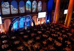 National Building Museum, DC  www.ashleyevents.com       Ashley Events - Convention Management and Technical Production Company
