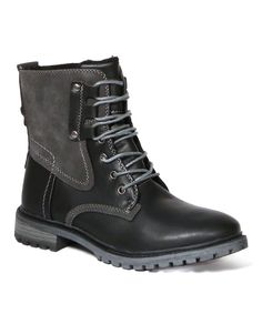 Look at this Bucco Black Calista Boot on #zulily today!