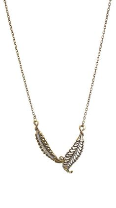 Make a paisley pattern leaf charm necklace similar to this.