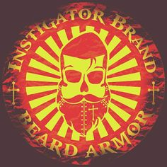 Coming Soon! Instigator Brand Beard Armor... Beard Oil #beard #beards #InstigatorBrandBeardArmor #comingsoon #beardlove #beardstrong #beardoil #bearded #loveofthebeard #beardedman #beardedmen #badassbeard #beardstyle