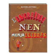 'L'increïble nen menjallibres' d'Oliver Jeffers (Andana Editorial) http://www.llibresvalencians.com/Lincreuuble-nen-menjallibres_va_18_30244_0.html