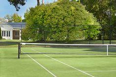 Tennis court | Merricks North Thing 1, Tennis