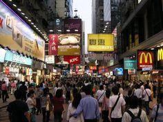 Hong Kong Street - Mong Kok