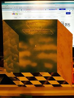 cc8b1c487 The Low Spark of High Heeled Boys [Limited Edition] by Traffic (Vinyl,  Mar-2012, Friday Music) for sale online | eBay